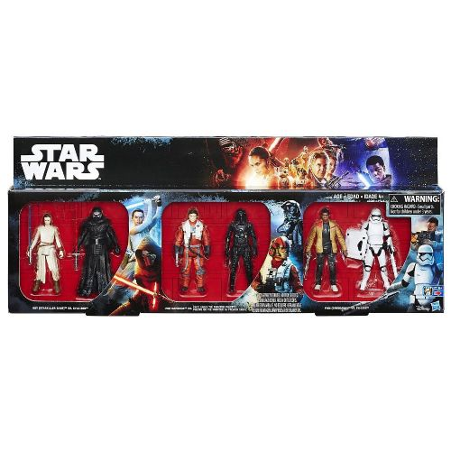 Star Wars: The Force Awakens 6-Pack Battle Action Figure U.S. Store Exclusive